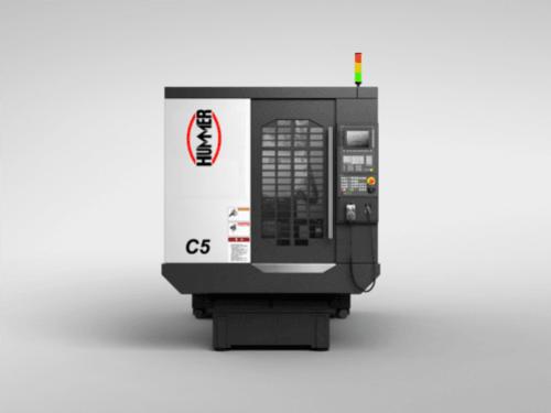 HUMMER C5 CNC Dik İşleme Merkezi Tezgahı
