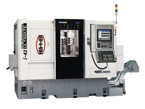 HUMMER I-42 Ultimate - CNC Automatic Machine Lathe