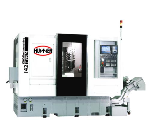 Hummer I42 TWIN CNC Otomat Torna Tezgahı