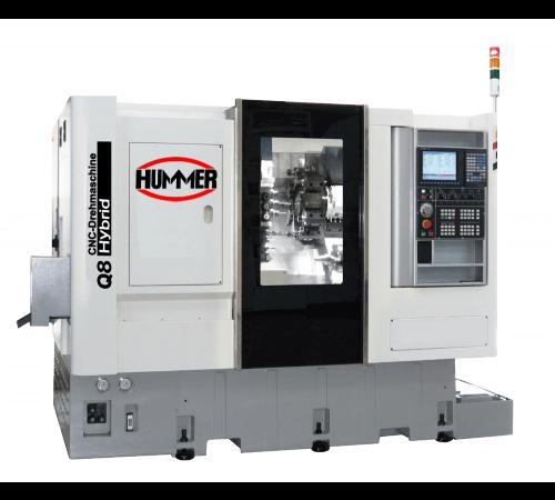 Hummer Q8 HYBRID CNC Otomat Torna Tezgahı