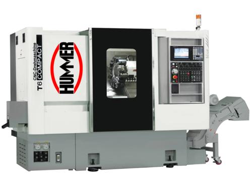 HUMMER T6 - CNC Yatay Torna Tezgahı