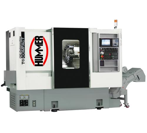 Hummer T6 COMPACT CNC 6