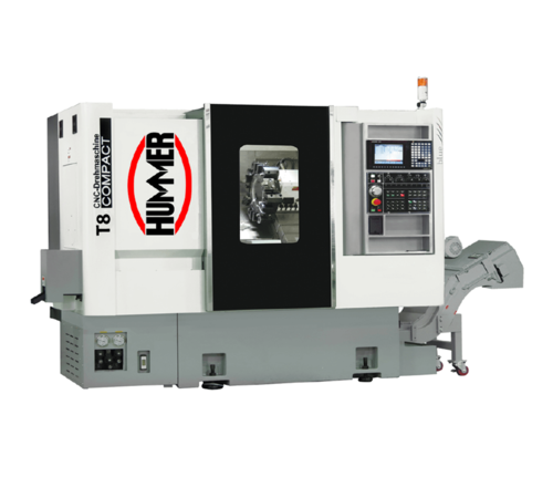 Hummer T8 CNC Otomat Torna Tezgahı