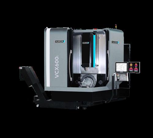 Hurco VCX 600i CNC 5 Eksenli İşleme Merkezi