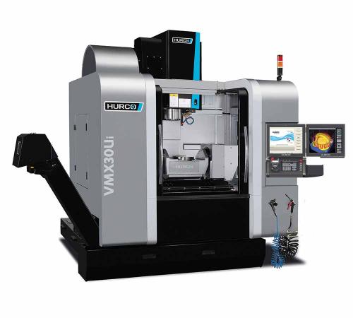 HURCO VMX30Ui CNC 5 Eksenli İşleme Merkezi