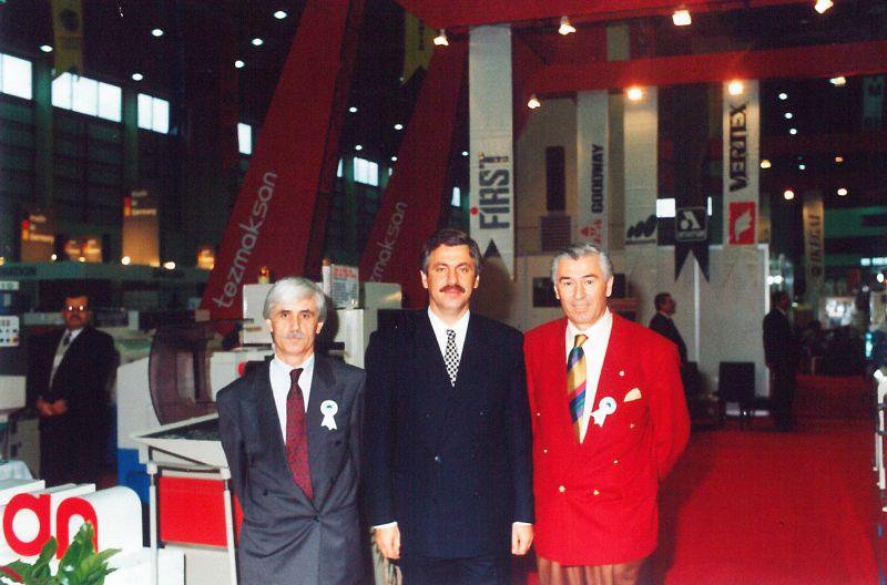 İlk TATEF Fuarı, 1994