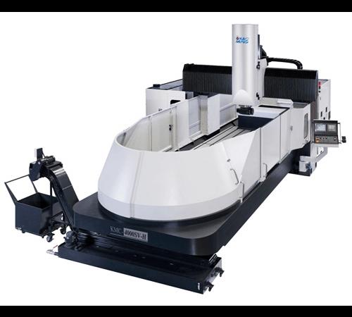 Kaoming KMC-4000SV-H-2500 CNC Köprü Tipi İşleme Merkezi