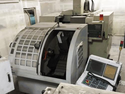 KRAFTEC GT 42 SUPER PLUS CNC OTOMAT TORNA TEZGAHI
