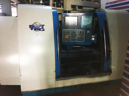 KRAFTTEC SMV-1000 CNC DİK İŞLEME MERKEZİ - T