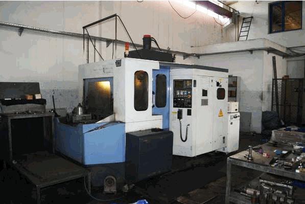 LEADWELL MCH-400 CNC YATAY İŞLEME MERKEZİ