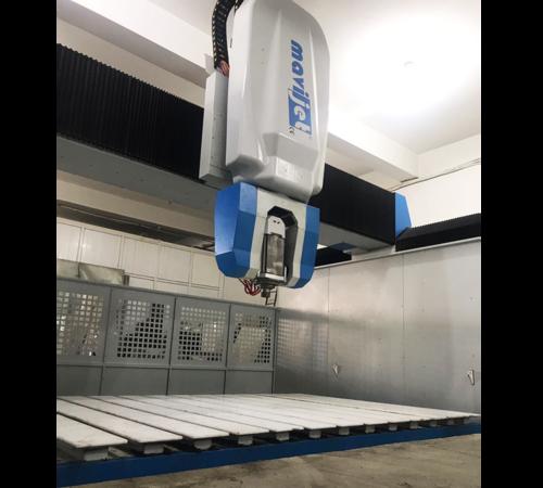 MAVİJET MJT-CW-304015 CNC 5 Eksen İşleme Merkezi