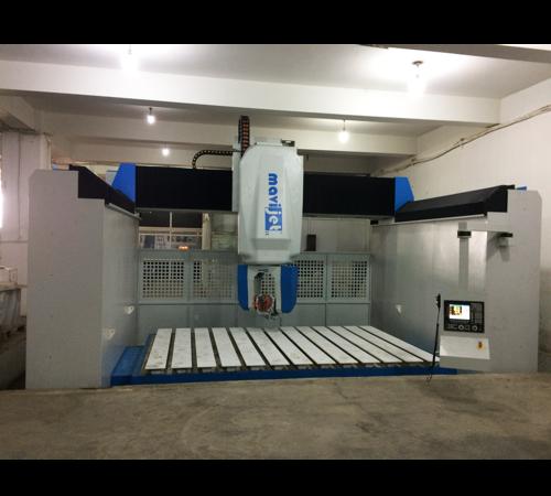 MAVİJET MJT-CW-405015 CNC 5 Eksen İşleme Merkezi