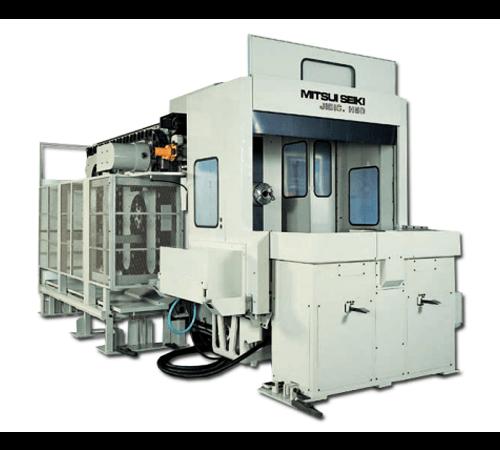 Mitsui-Seiki H6D CNC Yatay İşleme Merkezi