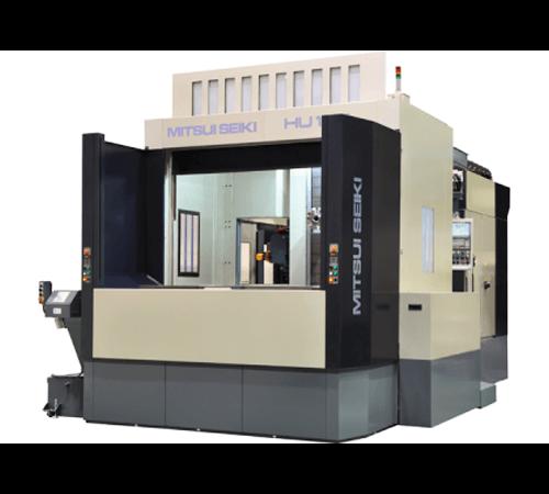Mitsui-Seiki HU100-5X CNC 5 Eksen Yatay İşleme Merkezi
