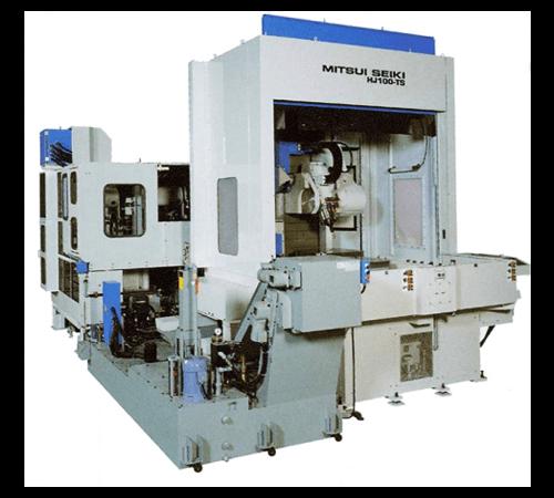Mitsui-Seiki HU100-TS CNC 5 Eksen Yatay İşleme Merkezi