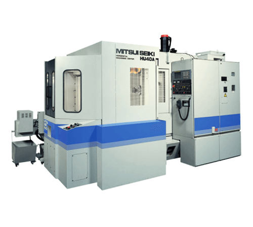 Mitsui-Seiki HU40A CNC Yatay İşleme Merkezi