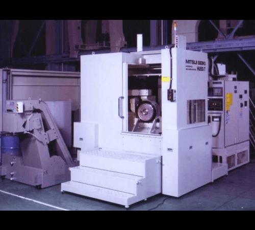 Mitsui-Seiki HU50-T CNC 5 Eksen Yatay İşleme Merkezi