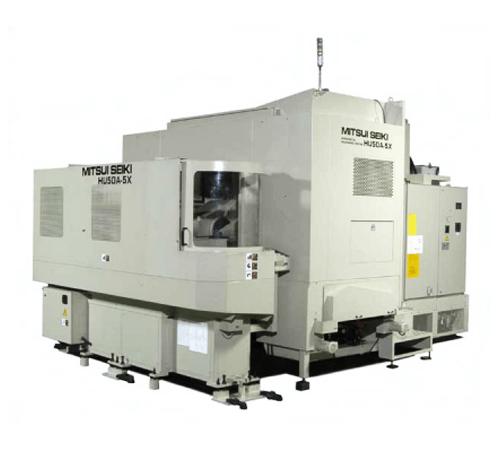 Mitsui-Seiki HU50A-5X CNC 5 Eksen Yatay İşleme Merkezi