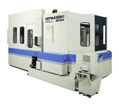 Mitsui-Seiki HU50A CNC Yatay İşleme Merkezi