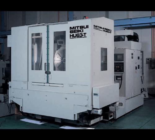 Mitsui-Seiki HU63-T CNC 5 Eksen Yatay İşleme Merkezi