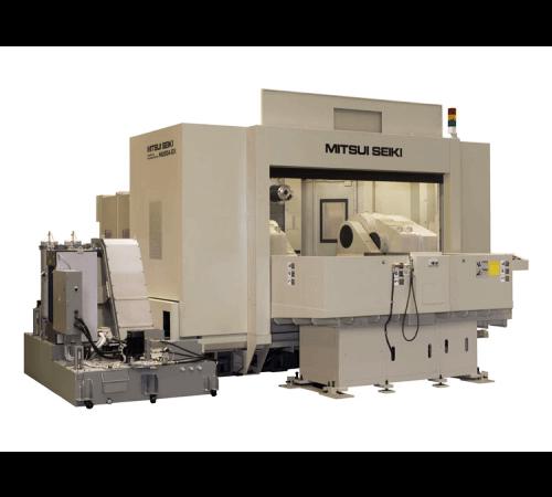Mitsui-Seiki HU80A-5X CNC 5 Eksen Yatay İşleme Merkezi
