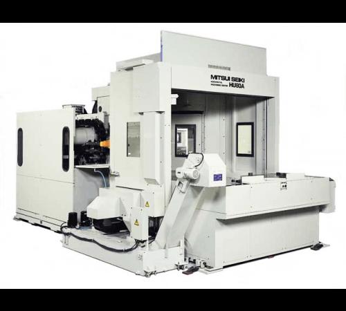 Mitsui-Seiki HU80A CNC Yatay İşleme Merkezi