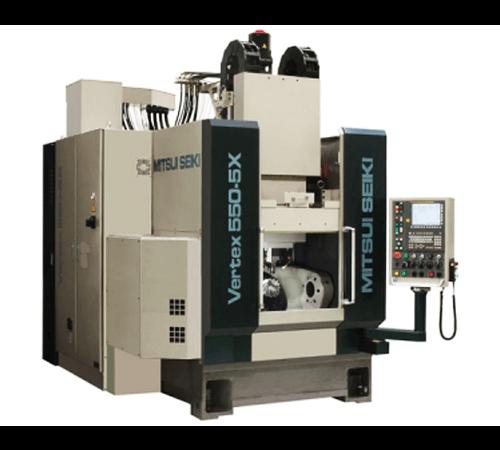 Mitsui-Seiki Vertex550-5X CNC Dikey İşleme Merkezi