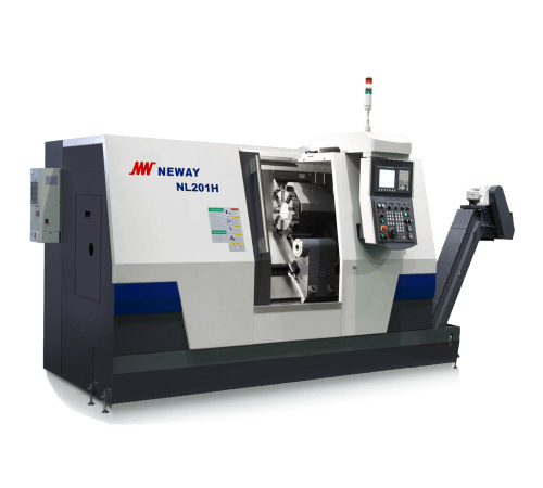 Neway NL201HG CNC Yatay Torna Tezgahı