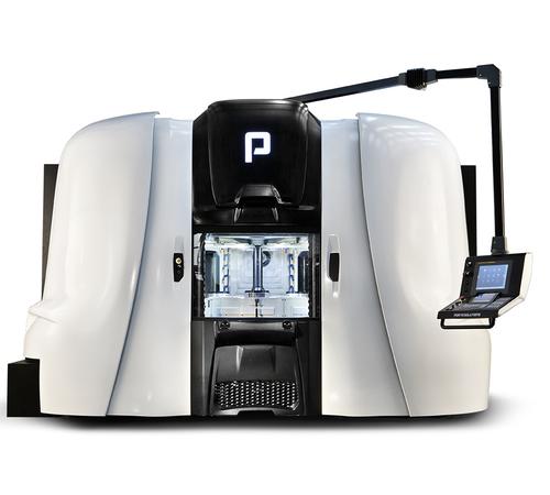 Porta Solutions ISO 40 – 250/400 CUBE 3-Spindle İşleme Merkezi