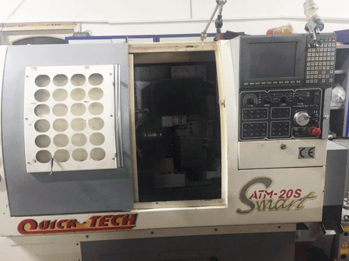 QUICK-TECH ATM-20 S SMART CNC OTOMAT TORNA