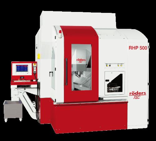 Röders RHP 500 CNC 3 Eksen İşleme Merkezi