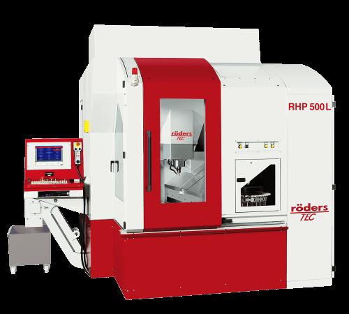 Röders RHP 500 L CNC 5 Eksen İşleme Merkezi