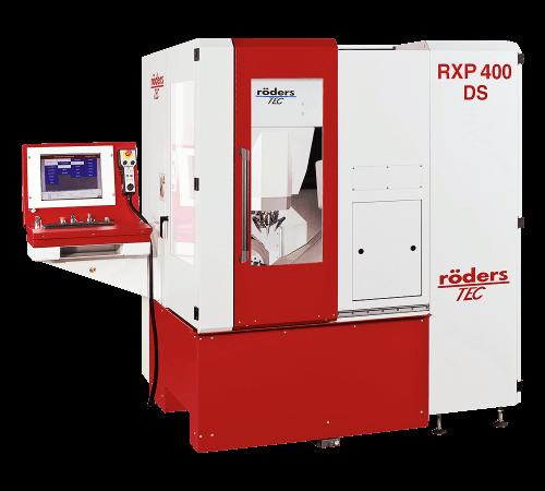 Röders RXP 400 DS CNC 5 Eksen İşleme Merkezi