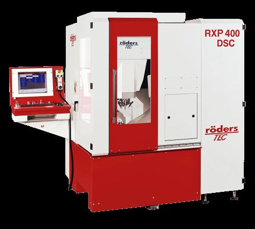 Röders RXP 400 DSC CNC 5 Eksen İşleme Merkezi
