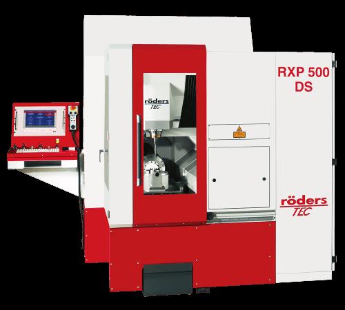 Röders RXP 500 DS CNC 5 Eksen İşleme Merkezi