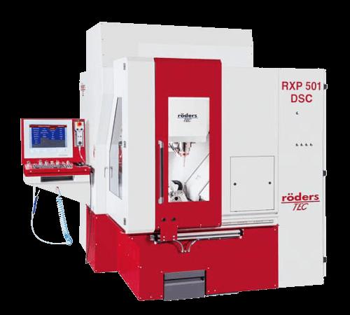 Röders RXP 501 DSC CNC 5 Eksen İşleme Merkezi