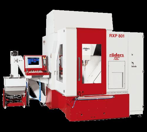 Röders RXP 801 CNC 3 Eksen İşleme Merkezi