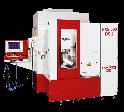 Röders RXS 500 DS12 CNC 5 Eksen İşleme Merkezi (Çift Milli)