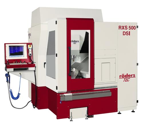 Röders RXS500 DSI CNC 5 Eksen İşleme Merkezi