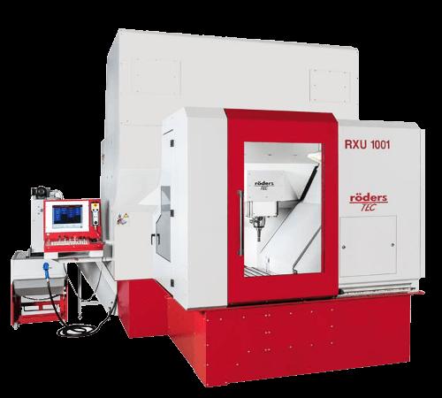 Röders RXU 1001 CNC 3 Eksen İşleme Merkezi