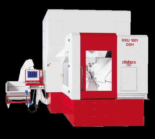 Röders RXU 1001 DSH CNC 5 Eksen İşleme Merkezi