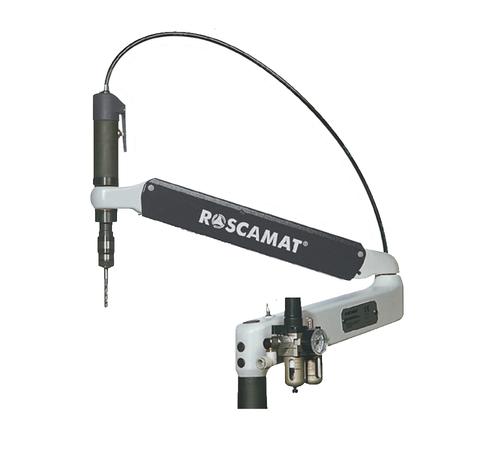 Roscamat ROSCAMAT-200 Universal Pnömatik Kılavuz Çekme Tezgahı