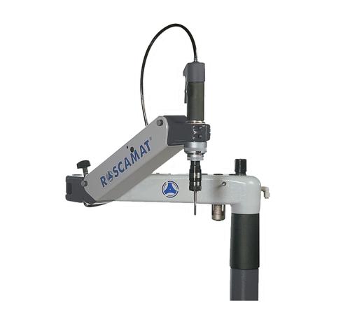 Roscamat ROSCAMAT-400 /VH Universal Pnömatik Kılavuz Çekme Tezgahı