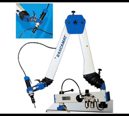Roscamat ROSCAMAT-500RH Universal Pnömatik Kılavuz Çekme Tezgahı