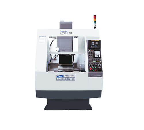 SMEC LCV-30B CNC Dikey İşleme Merkezi