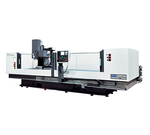 SMEC LCV-30LB CNC Dikey İşleme Merkezi
