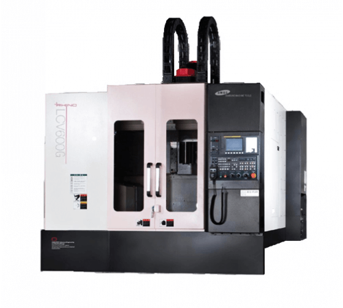 SMEC LCV-600G CNC Dikey İşleme Merkezi