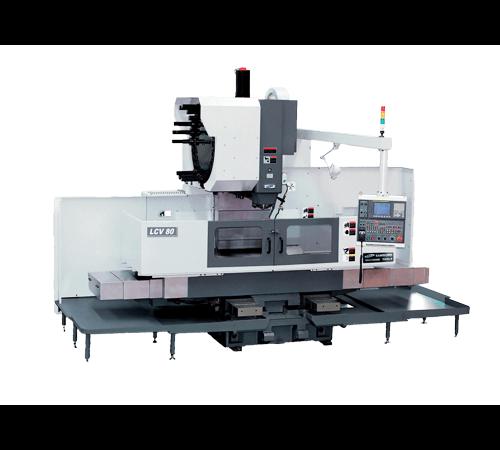 Samsung LCV-80 CNC Dikey İşleme Merkezi
