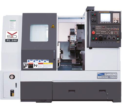 SMEC PL240B CNC Torna Tezgahı