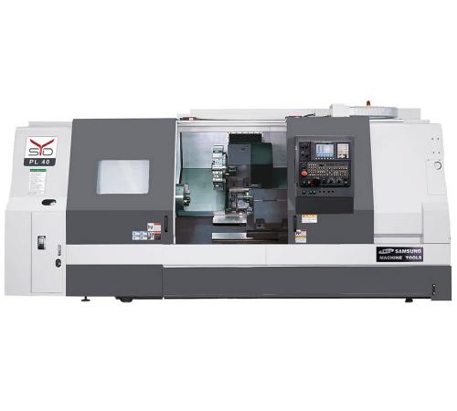 Samsung PL40 CNC Torna Tezgahı